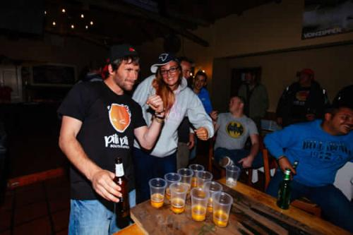 BeerPong Witsand
